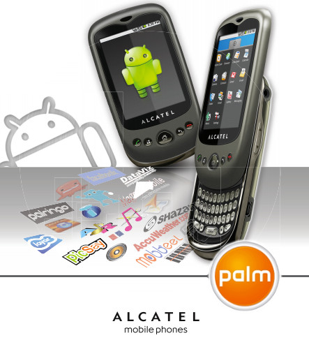 Alcatel Palm